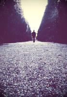 ...walk away. by Loinaar