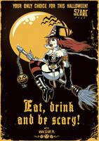 + Halloween 2009 +  BY szarak by DigitalArtNetwork