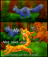 Bluestar's Prophecy 1 by Demonic-creature