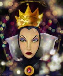 The Evil Queen by Eleven8Eighty3