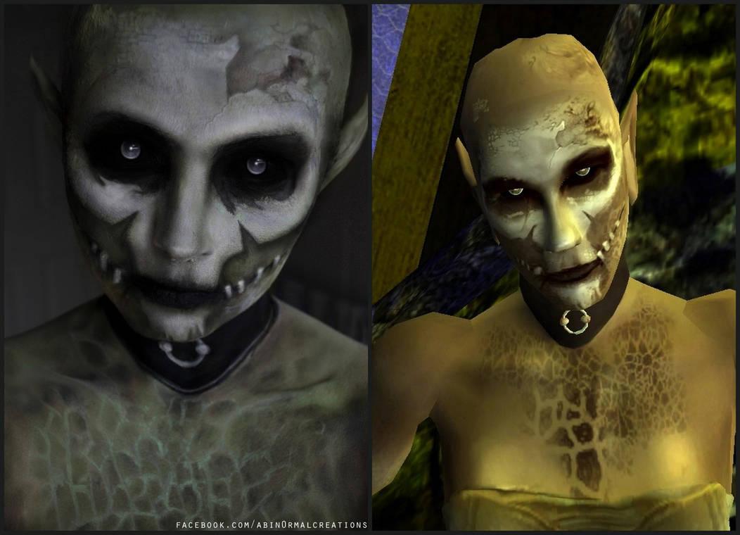 Imalia VTMB Makeup by FinstereFrau