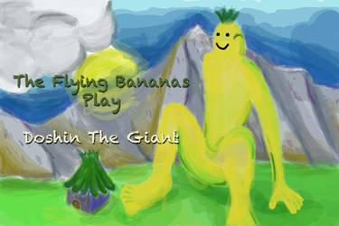 Doshin the Giant by RandomFlyingBananas