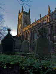 church at Heptonstall by liverecs