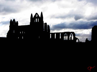 Whitby Abbey 1 by liverecs