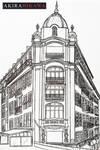 Building in Nice by AkiraHikawa