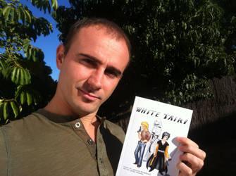 My manga White Taiki on Amazon and Createspace! by AkiraHikawa