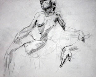 Quick Figure and Hand-January 2012 by hEyJude4