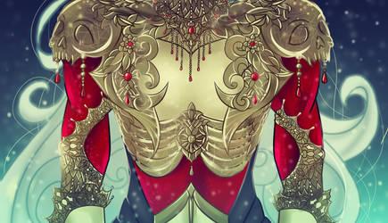 Enchanted armor ver.2 by ErzYoroy