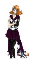 Eternal Sailor Scorpio by LadyMako