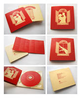 cd + booklet by iforgotmypassword