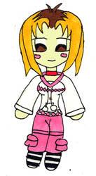 Chibi Rya by l33totakugirl22
