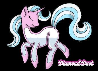 Diamond Dust by DrX-Raven