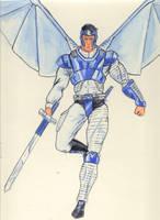 Archangel concept- Michael by Kuk-Man
