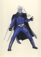 Archangel concept- Abigor by Kuk-Man