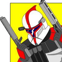 ARC Trooper Fordo by Kuk-Man