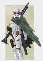 Stormtrooper SpecFor Sniper by Kuk-Man