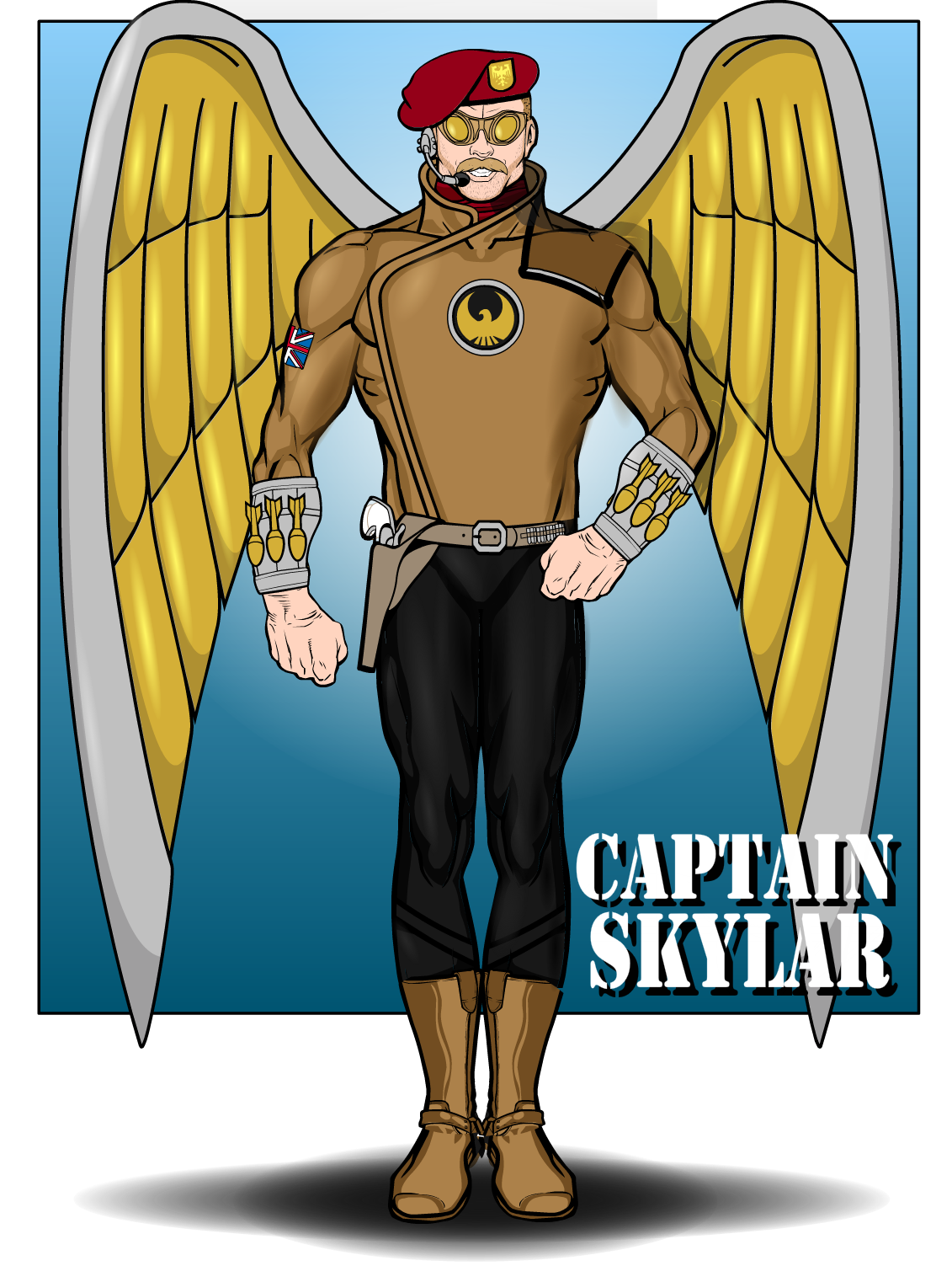 Captain Skylar