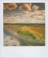 Polaroids 2 - Road Home by popadom3