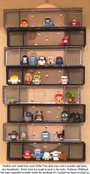 BotBots display rack by dvandom