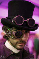 Monocle steampunk by Ethis-Crea