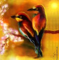 Love is... by Pryate