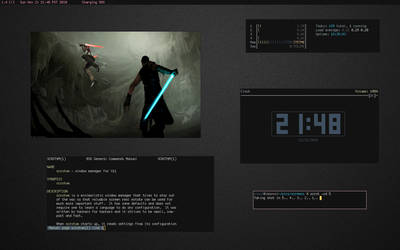 scrotwm dark theme by edma2