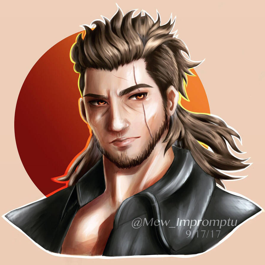 Gladiolus Amicitia Redraw By PowerToTheLosers