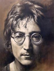 John Lennon by spoof-or-not-spoof