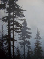 Damp Trees 2 by spoof-or-not-spoof