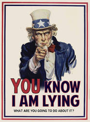 Uncle Sam by spoof-or-not-spoof