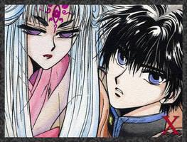 Shinjitsu no Unmei by CLAMP-Club