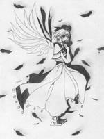 Sakura fanart 02 by CLAMP-Club