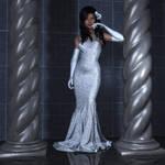 White Dress by xmas-kitty
