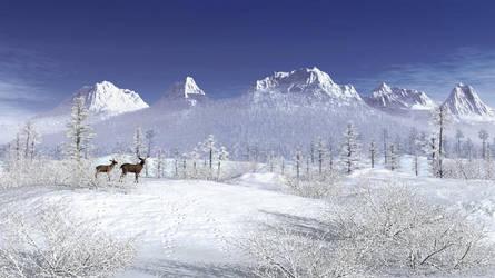 Winter Wonderland by xmas-kitty