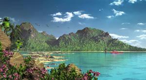 Lagoon by xmas-kitty