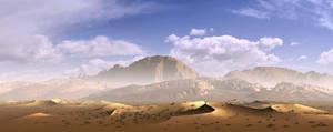 Desert by xmas-kitty