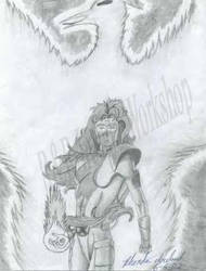 Phoenix - Jean Grey - TRADED by Purgatorywolf