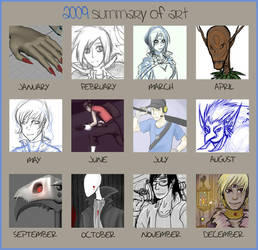 Art Summary 09 by Protowing
