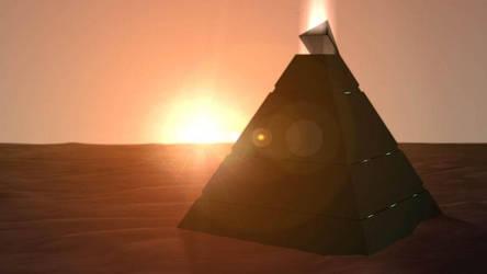 Big Pyramid by bloederbauer
