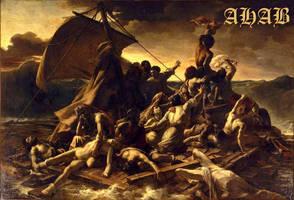 Ahab - Divinity Of Oceans WP by LordBezalel