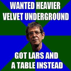 Lou Reed LULU meme by LordBezalel