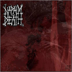 Napalm Death/Collision Course by LordBezalel