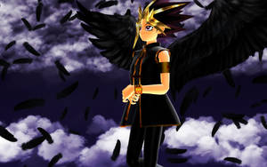 Fallen Angel by Trouble-san