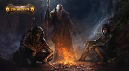 RPG Team by 88grzes