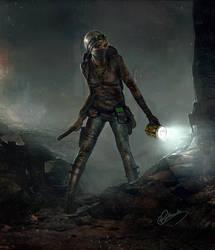 Survivor by 88grzes