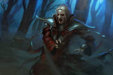 Vampire King by 88grzes