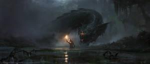 Swamp Ambush_2 by 88grzes