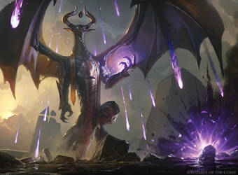 Hour of Devastation - Magic the Gathering by 88grzes