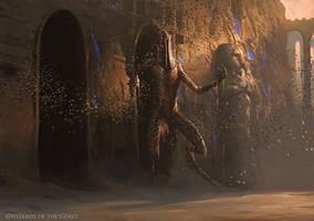 The Locust God by 88grzes