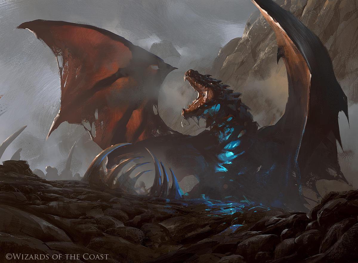 Boneyard Scourge - Magic the Gathering by 88grzes